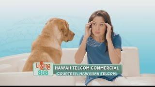 Jenn fairbank in crystal light commercial clipzui hawaiian telcom media star jennifer fairbank aloadofball Images