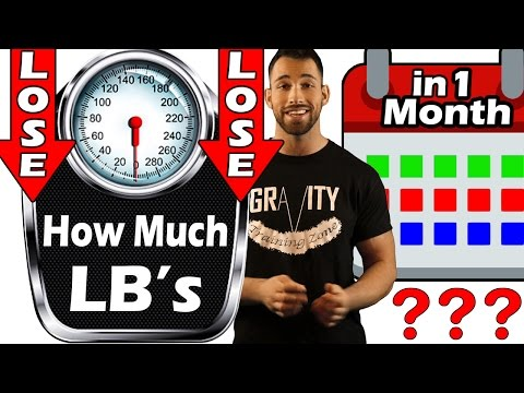 How Much Weight Can You Lose in a MONTH? Week? Or Day? ➠ How FAST can I Burn Belly Fat / OVERNIGHT