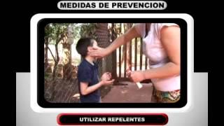Campaña de Prevención contra la Leishmaniasis en Humanos - Misiones