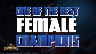Shes Out of This World - Nebula The Best | Marvel Contest of Champions
