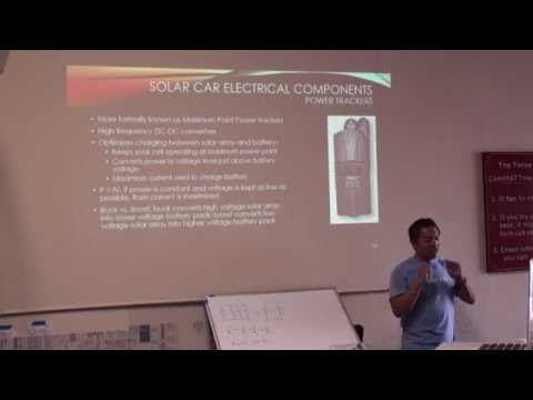 Walnut Solar Car - 2016.06.10 Solar Car Electrical Seminar b