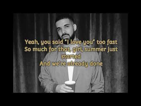 Drake - Summer - Lyrics