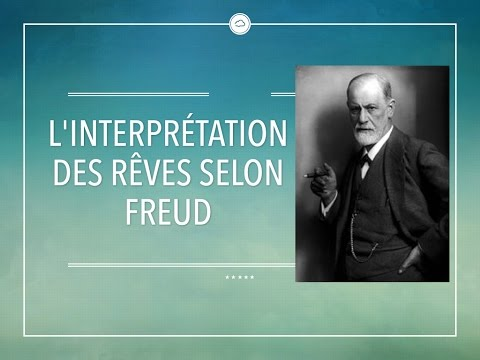 Interprétation des rêves Freud