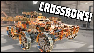 Crossout - The Awesome Power! (Crossout Gameplay)