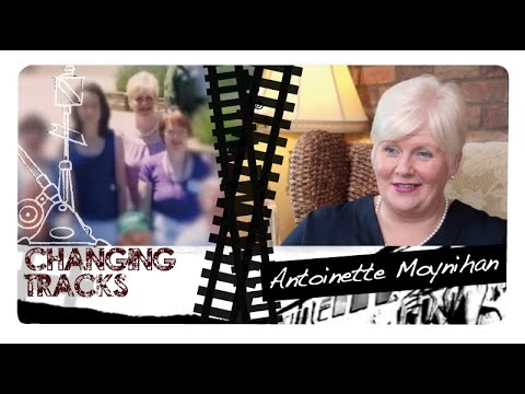 Changing Tracks: Antoinette Moynihan