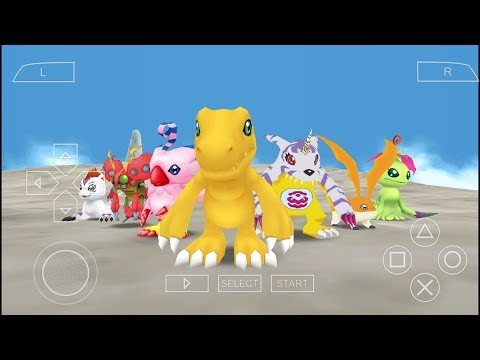 Cara Download Game Digimon Adventure (English Patched) PPSSPP Android