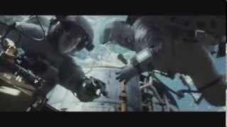 Гравитация   русский трейлер Сандра Буллок Джордж Клуни