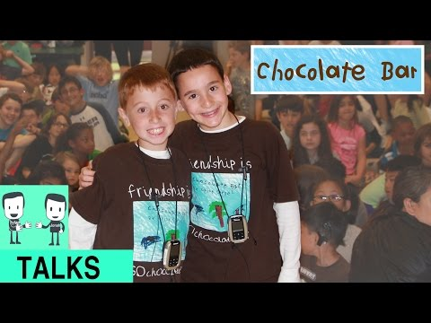 Chocolate Bar Talks: Echo Horizon School
