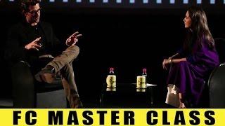 Hrithik roshan | fc master class | anupama chopra | film companion