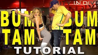 BUM BUM TAM TAM - J Balvin & Future Dance TUTORIAL | Matt Steffanina & Chachi | DANCE TUTORIALS LIVE