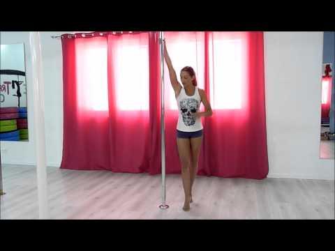 Pole Dance Tuto Initiation  Chaise  Youtube