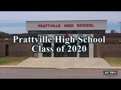 Prattville High School  Graduation Ceremony  2020