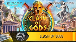 Clash of Gods slot by Fugaso