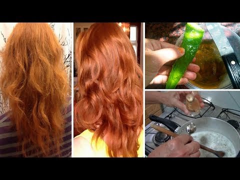 How to Make Your Own Shampoo for Gorgeous Hair (Homemade Natural Shampoo) - 동영상