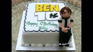 Video Ben 10 Birthday Cake download MP3, 3GP, MP4, WEBM, AVI, FLV Mei 2018