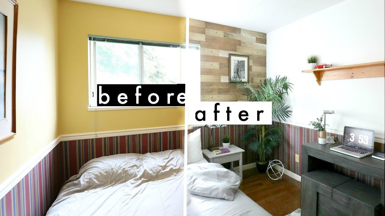 BEDROOM MAKEOVER : TIPS ON HOW TO DECORATE A BEDROOM LIKE A PRO