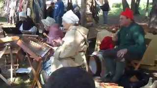 Dulcimer Music Feast of the Hunters Moon 2012