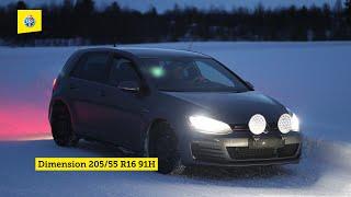 TCS test de pneus d'hiver 2020 - part 1