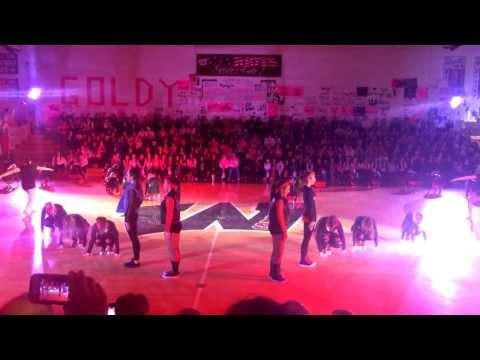 Wayne Hills High School Maroon Aerobics 2014 SDA
