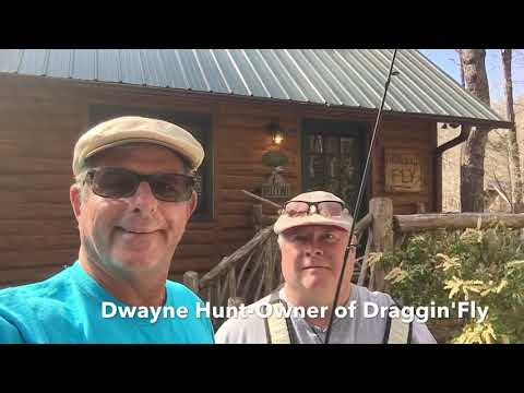 Adventures 83-Trout Fishing On Watauga River, Boone, NC
