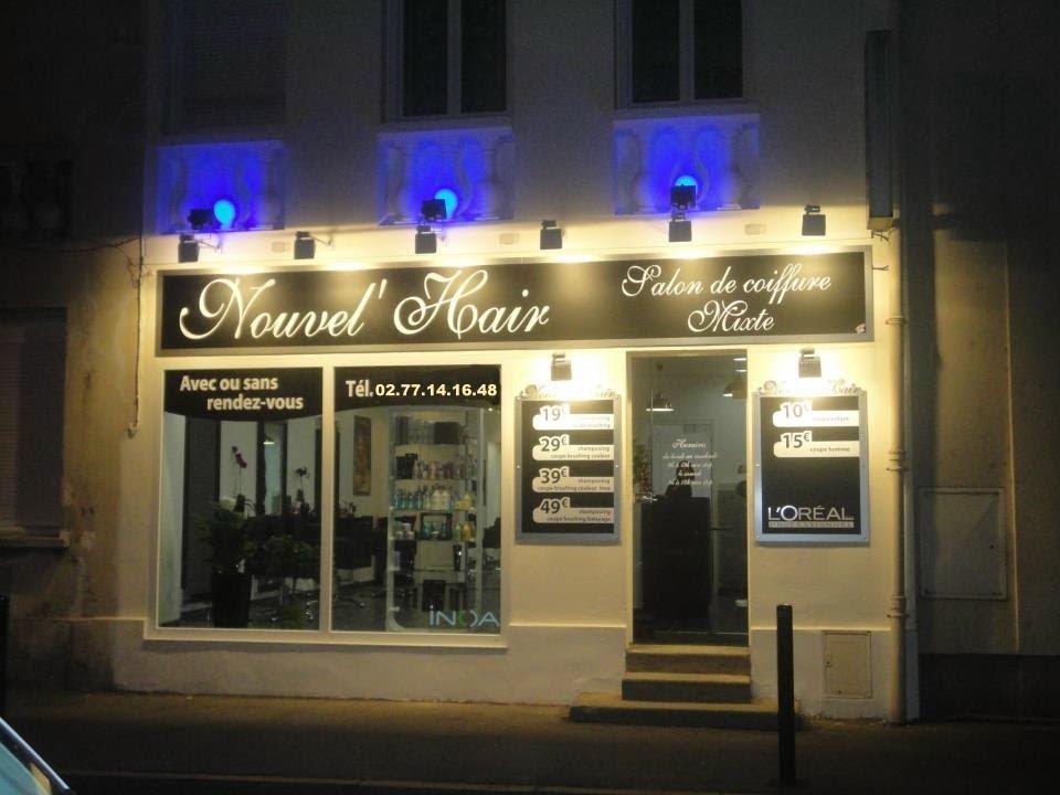 Salon De Coiffure Nouvelhair Damandine à Gisors Youtube