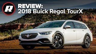 2018 Buick Regal TourX: Stylish and spacious sport wagon