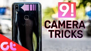 Top 9 Vivo V9 Hidden Camera Tricks: Mostly iPhone X Inspired