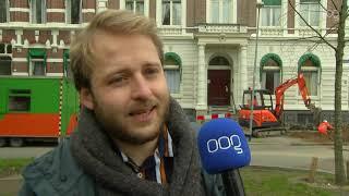 Student en Stad stelt vragen over Rikkers-Lubbershuis
