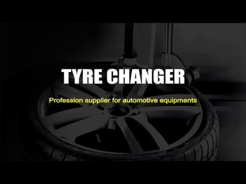 Unite® U-202L Eco Line Wheel Clamp Tire Changer