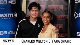 Yara Shahidi & Charles Melton Talk Abortion Laws, Immigration and New Movie 'The Sun Is Also A Star'