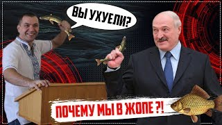 Лукашенко ЧИНОВНИКИ УХУ ЕЛИ  Общество Гомель