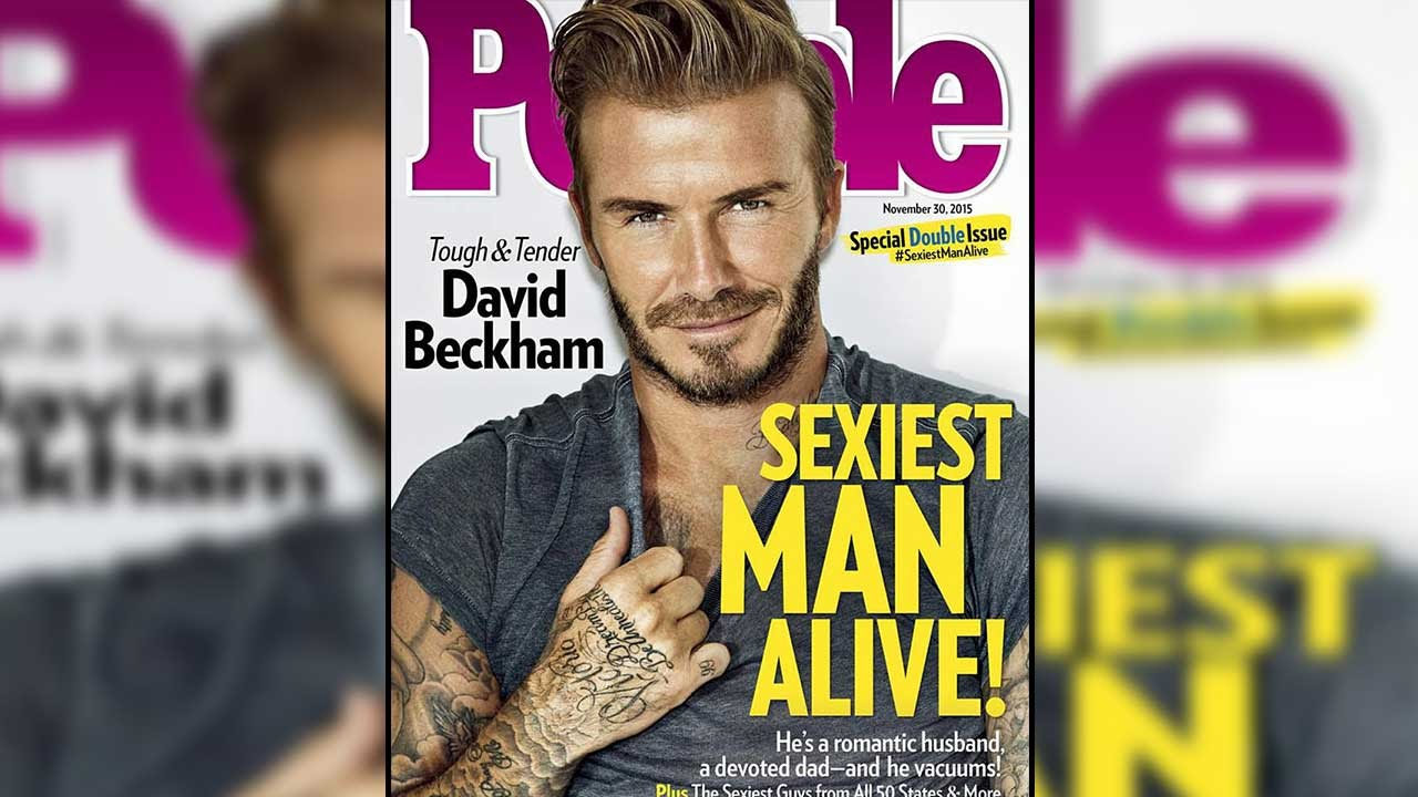 Alive man sexiest david beckham recommendations dress for everyday in 2019
