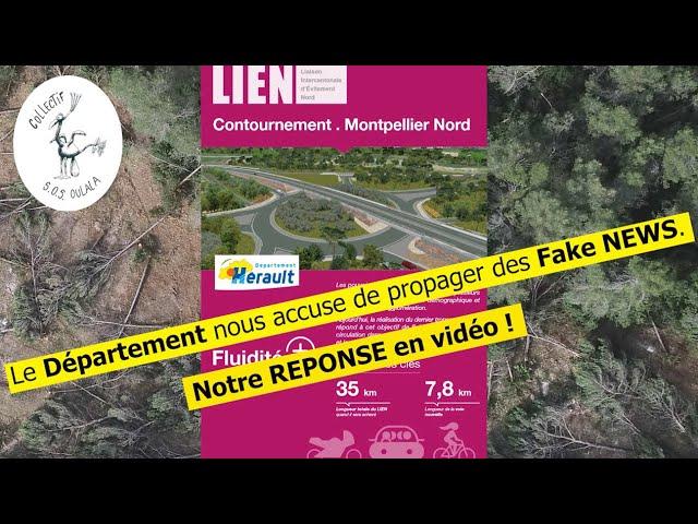 Le LIEN et ses FakeNews !