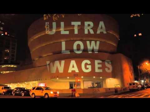 Gulf Labor Action On The Guggenheim Museum