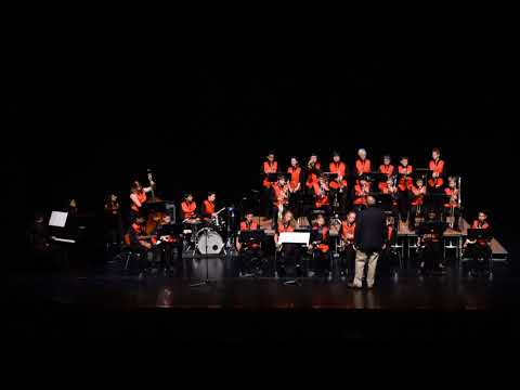 Redmond Middle School - Jazz Band (OUT WITH A SWING)
