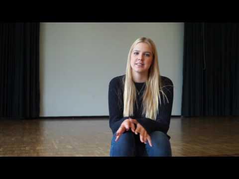 Amelie - Duales Studium Eventmanagement