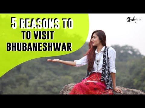 5 Reasons to Visit Bhubaneshwar | Curly Tales