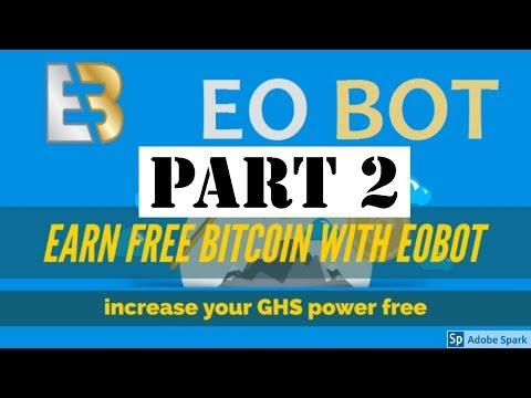 Eobot Cloud Mining 2019 Strategy Part 2