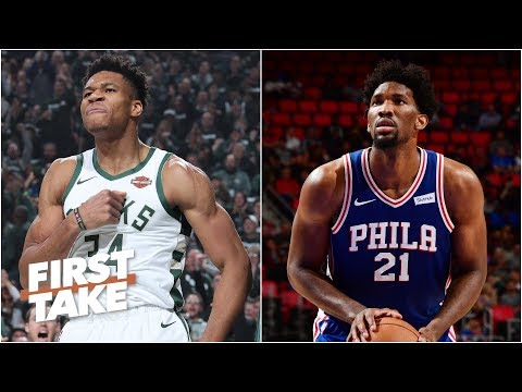 bucks,-sixers-are-the-best-teams-in-the-east- -first-take