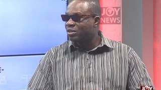 Employment of persons with disabilities - The Pulse on JoyNews (28-6-17)