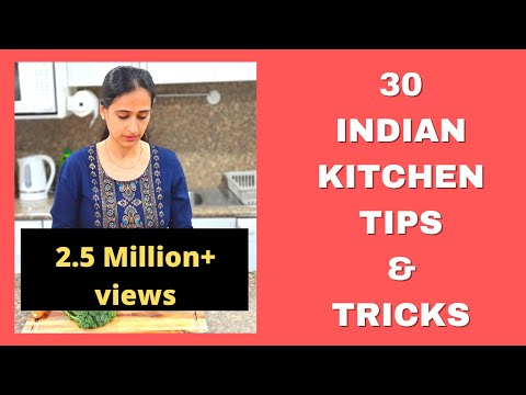 Download 30 Awesome Kitchen Tips and Tricks 2020 | Indian Kitchen Hacks!
