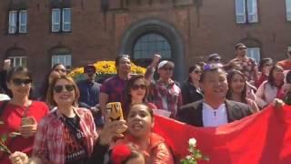FREE AHOK, COPENHAGEN, DENMARK (14 mei 2017)