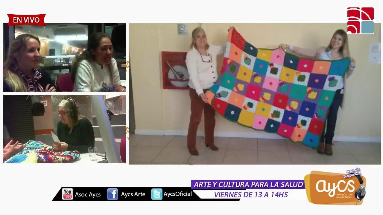 AyCS: Tejiendo la Red, Grupo de tejido Solidario de AMPHI - 01.09.17