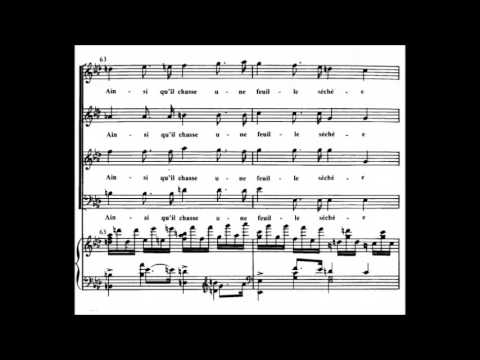 Gabriel Fauré - Les Djinns Op. 12 For Choir And Orchestra