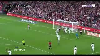 Real Madrid vs athletic Bilbao 1x1