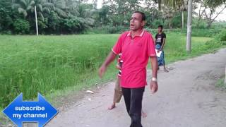only funny videos Bangladesh  2017,Best comedy village people ...2016