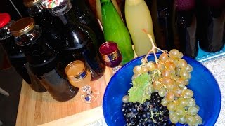 Виноградный Сок на Зиму ✧ Заготовка виноградного сока