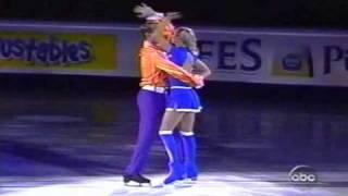 Навка-Костомаров 2004 Worlds Ex part1