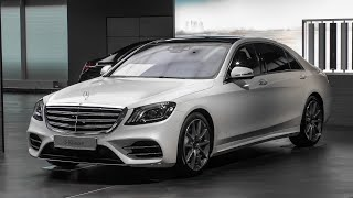 2017 Mercedes Benz S 400 d 4MATIC | Exterior & Interior | AMG Line | W222 Mopf | Stars-And-Cars.de