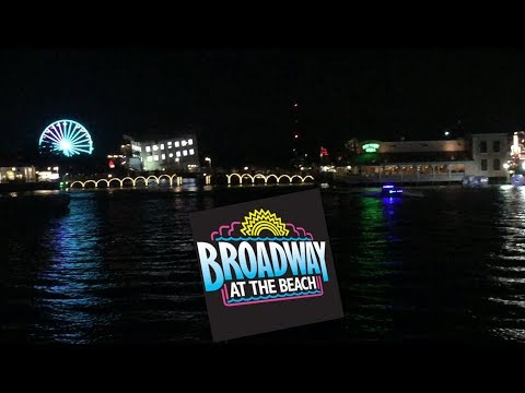 BROADWAY AT THE BEACH | 10,000 STEPS WALKING TOUR